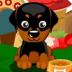 训练可爱小狗 LOGO-APP點子