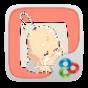 GO主题-月老睡醒了没 工具 App LOGO-APP試玩