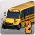 3D巴士停车2 賽車遊戲 LOGO-玩APPs
