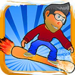 赛车怪诞滑雪冲浪 休閒 App LOGO-硬是要APP