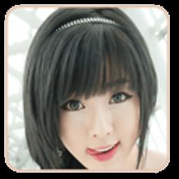 韩国车模动态美女壁纸 工具 App LOGO-APP試玩