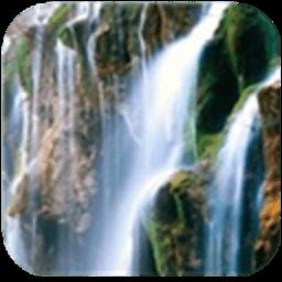 聆听瀑布动态壁纸 工具 App LOGO-APP試玩