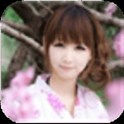 和服兔女郎手机锁屏 休閒 App LOGO-APP試玩