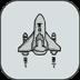 飞机大战 射擊 App LOGO-APP試玩