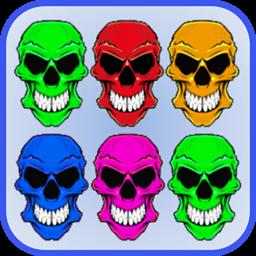 骷髅消除 休閒 App LOGO-APP試玩