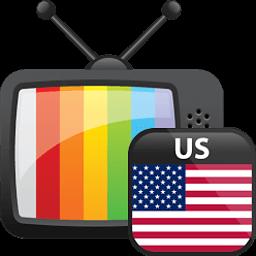 美国电视 媒體與影片 LOGO-玩APPs