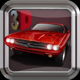 3D肌肉赛车游戏 休閒 App LOGO-APP開箱王