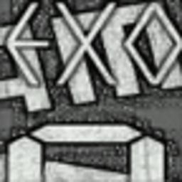 exo酷妹子魔秀桌面主题 工具 App LOGO-硬是要APP