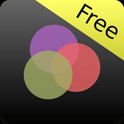颜色爆炸 休閒 App LOGO-硬是要APP