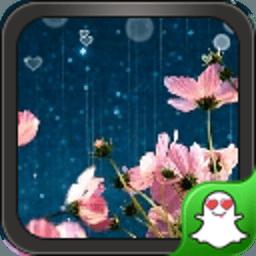 蝶恋花-绿豆秀秀动态壁纸 工具 App LOGO-APP開箱王