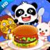欢乐美食街-宝宝巴士 益智 App LOGO-硬是要APP