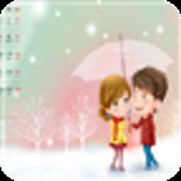 爱情公寓4乔嘉恋-宝软桌面壁纸 工具 App LOGO-APP試玩