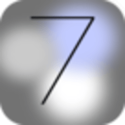 ios7启动器 工具 App LOGO-硬是要APP