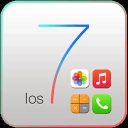 iOS 7 Theme 工具 App LOGO-硬是要APP