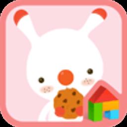 饼干兔主题 工具 App LOGO-硬是要APP