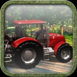 农民任务:拖拉机驾驶员 休閒 App LOGO-APP開箱王