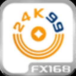 24k99-黄金宝 財經 App LOGO-APP試玩