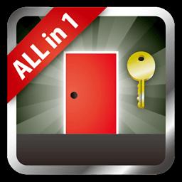 100 Escape Games in 1 休閒 App LOGO-APP試玩