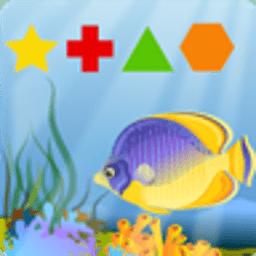 儿童识形状游戏 休閒 App LOGO-硬是要APP