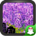 紫色花海绿豆动态壁纸 工具 App LOGO-硬是要APP