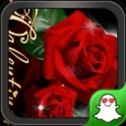 黑玫瑰绿豆动态壁纸 工具 App LOGO-APP試玩