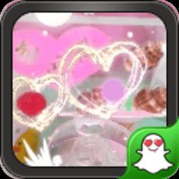 紫色爱情绿豆动态壁纸 工具 App LOGO-APP試玩