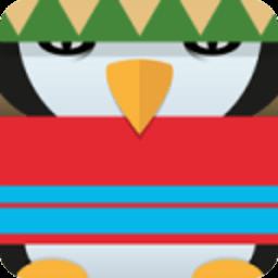 奔跑的企鹅