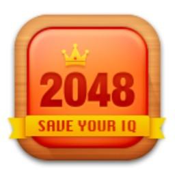 来自星星的2048 休閒 App LOGO-硬是要APP