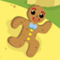 Gingerbread man 休閒 App LOGO-APP試玩