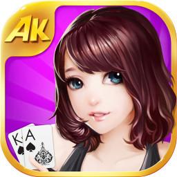 AK德州扑克 棋類遊戲 LOGO-玩APPs