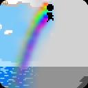 彩虹人酷跑 休閒 App LOGO-硬是要APP