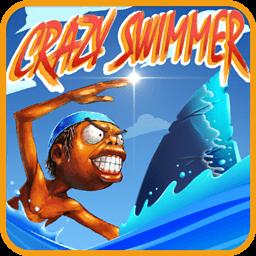 疯狂游泳者 冒險 App LOGO-APP試玩