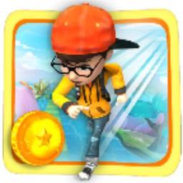每天跑酷 冒險 App LOGO-APP試玩