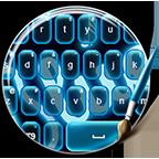 蓝调主题皮肤 工具 App LOGO-硬是要APP