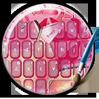 粉红棒棒糖主题皮肤 工具 App LOGO-硬是要APP