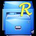 RE文件管理器 LOGO-APP點子