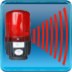 警报器的声音 LOGO-APP點子