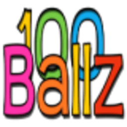 100个球仔 休閒 App LOGO-APP試玩
