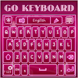 Go Keyboard Fairy Pink 工具 App LOGO-APP試玩