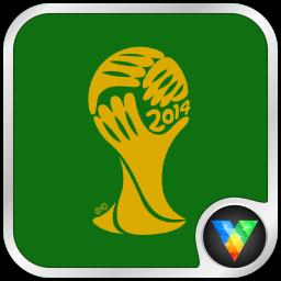 激情世界杯动态锁屏壁纸 工具 App LOGO-硬是要APP