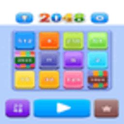 休閒App|2048HD LOGO-3C達人阿輝的APP