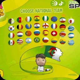 狂踢世界杯 體育競技 App LOGO-硬是要APP
