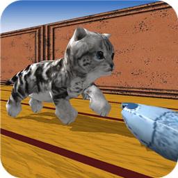 铜猫跑酷 冒險 App LOGO-APP試玩