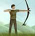 射箭对战 動作 App LOGO-APP試玩