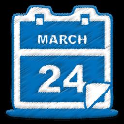 日历小工具 工具 App LOGO-硬是要APP