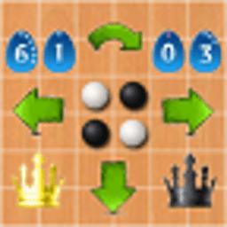 黑白棋 棋類遊戲 App LOGO-APP試玩