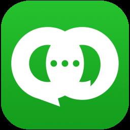 微信头条 社交 App LOGO-硬是要APP