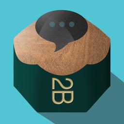 2B青年 社交 App LOGO-APP試玩