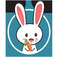 兔子吃萝卜