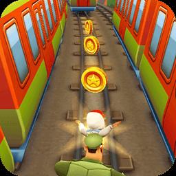 地铁跑酷1-红豆动态壁纸 工具 App LOGO-硬是要APP
